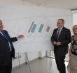 Il presidente illustra il progetto