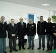 Generali della Polizia Stradale e della Polfer in visita in Interporto
